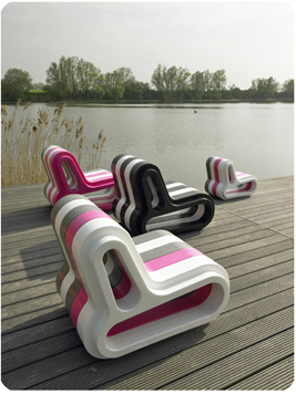 ::  movisi – The Inspirational Furniture Store – so light, so you, so move it ! Q-COUCH  :: :  seating outdoor home modular